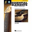 Essential Elements 1 for Guitar mit Audio