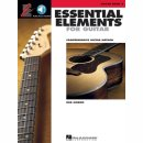 Essential Elements 2 for Guitar mit Audio