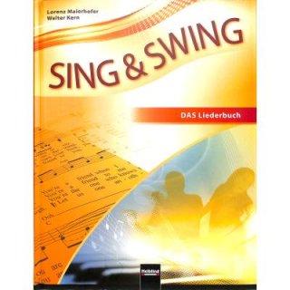Sing & Swing - das neue Liederbuch