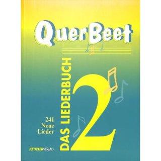 Quer Beet 2 - Das Liederbuch