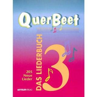 Quer Beet 3 - Das Liederbuch