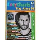Easy Charts Play-Along 10 mit den Stücken von 2019