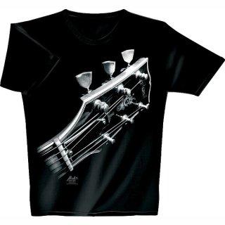 T-Shirt schwarz Cosmic Guitar S