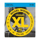 DAddario EXL125 Nickel Wound Super Light Top/Regular...