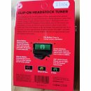 DAddario  PW-CT-10 Chromatic Headstock Tuner schwarz