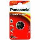 Panasonic 3V Lithium Power CR-2032