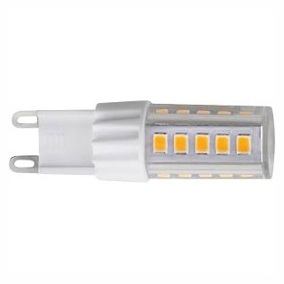 Green LED GL 3951 LED-Lampe G9, 4 W, 320 lm, 3000 K, dimmbar
