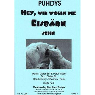 Hey, wir wolln die Eisbärn sehn - Puhdys - Bigband Version