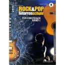 Rock & Pop Gitarrenschule Band 1