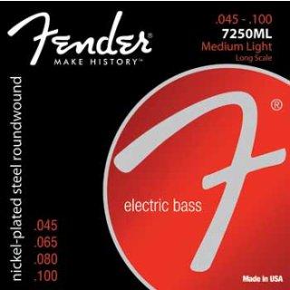 Fender 7250 ML E-Bassl .045-.100