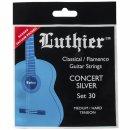 Luthier Set 30 Klassik Satz Concert Silver  in...