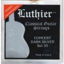Luthier Set 35 Klassik Satz Concert Dark Silver...
